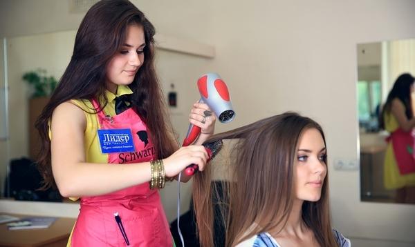 Курсы парикмахеров в Москве